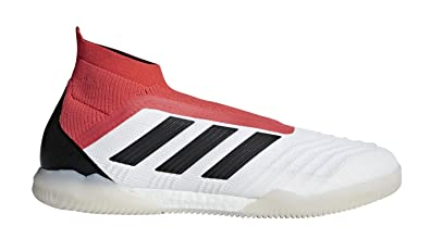 9413bbb5e adidas Mens Predator Tango 18+ Indoor Soccer Athletic Cleats Red;White 6.5