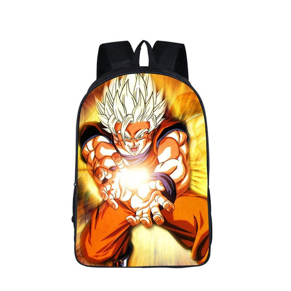 YOYOSHome Anime Dragon Ball Z Cosplay BookBag Daypack Backpack School Bag