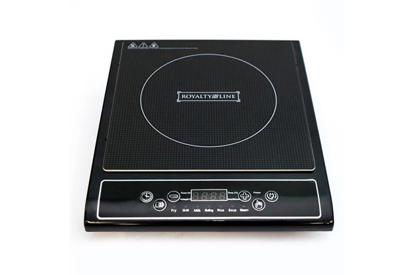 Fornello piastra a induzione royalty line eip 2000 1 - Fornello ad induzione portatile ...