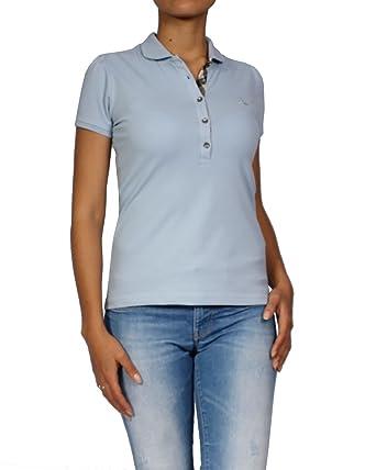 881829ce4dfd BURBERRY - Polo pour Femme YSM70254  Amazon.fr  Vêtements et accessoires