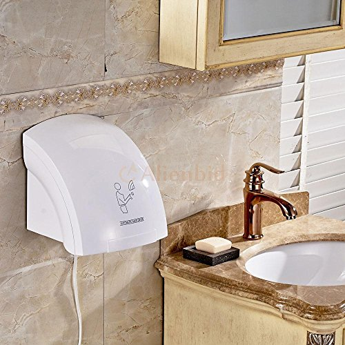 Bestee Household Hotel Automatic Infared Sensor Hand Dryer Bathroom Hands Drying Device by Bestee