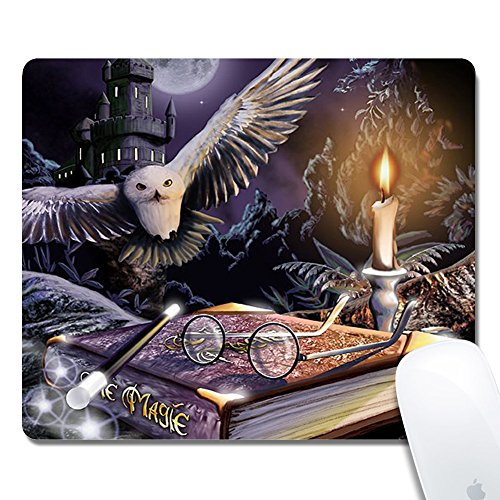 - Onelee Harry Potter Rectangular Non-Slip Rubber Mouse Pad Gaming Mouse Pad