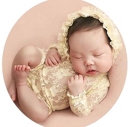Chlyuan-bb Fotografía de Vestuario Bebé recién Nacido niña Trajes de ...