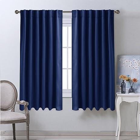 Blackout Draperies Curtains Window Drapes