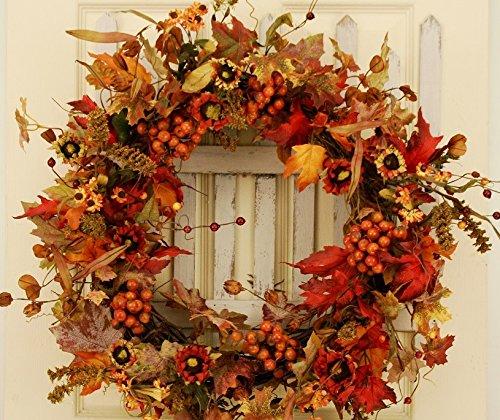 Autum (Halloween Wreaths)