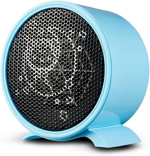 YSCCSY Calentador Eléctrico Ventilador De Aire Caliente Frío ...