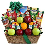 The Fruit and Cheese Lovers Basket