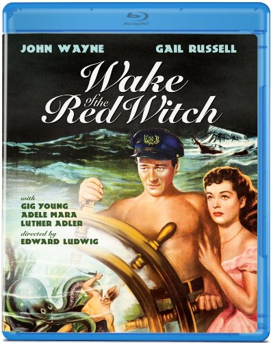 Wake of the Red Witch [Blu-ray]