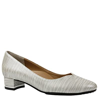 1240a5b255b Image Unavailable. Image not available for. Color  J. Renee Women s  Bambalina Low Block Heel Pump
