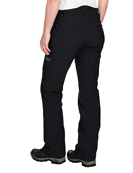 7abaef0f37 Jack Wolfskin Activate - Women's Winter Softshell Trousers: Amazon.co.uk:  Sports & Outdoors