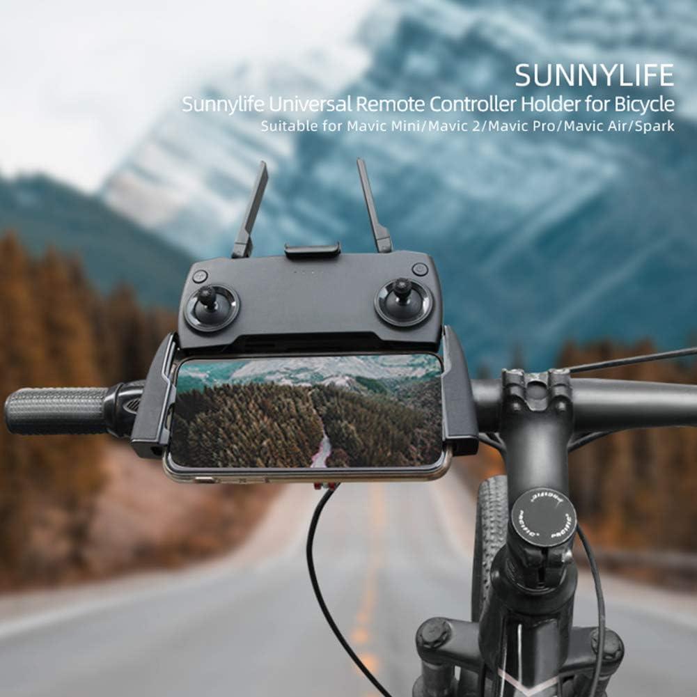 Andoer Fahrradhalterung Halter Lenkercomputerhalter Out-Front Bike Mount J3C2