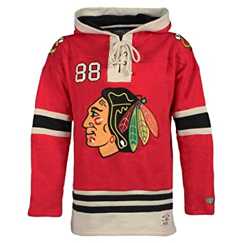 sports shoes 9d0be e1b41 OTH Chicago Blackhawks Patrick Kane Lacer Jersey Hooded NHL ...
