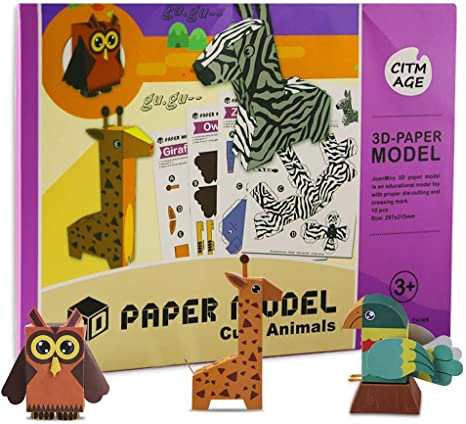 3D Origami Penguin - Instructions • Art Platter | 423x466