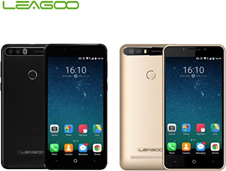 Smartphone, LEAGOO KIICAA POWER Quad Core MT6580A Android 7.0 ...