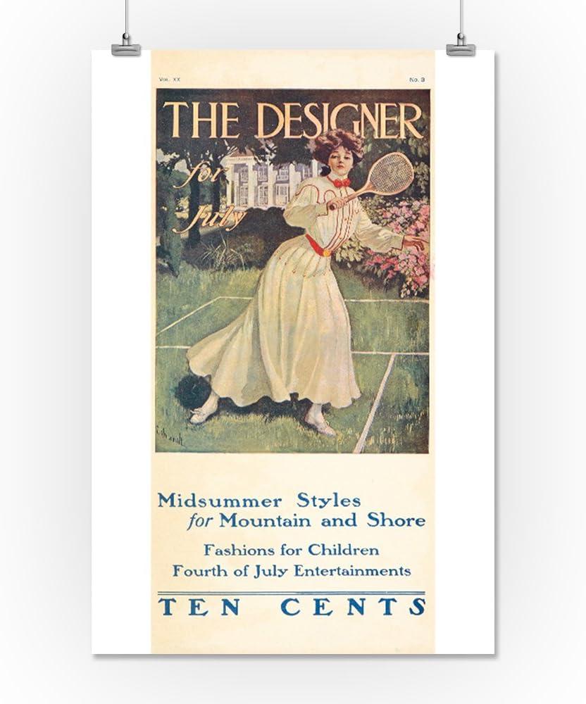 artist: Kleinschmidt 1908 USA c 36x54 Giclee Gallery Print, Wall Decor Travel Poster The Designer Vintage Poster