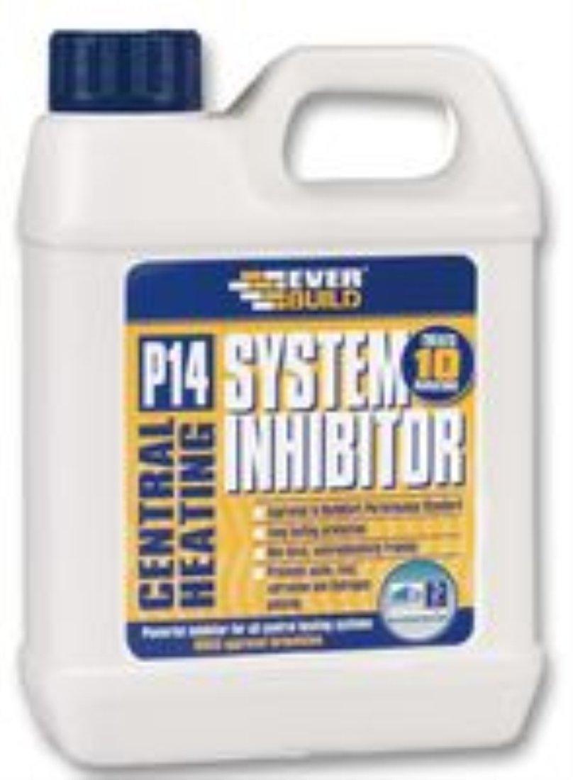 Everbuild P14INHIB1 P14 Inhibiteur systè me 1 l Toolbank P14INHIB1-EBD