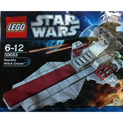 LEGO Star Wars Republic Attack Cruiser (30053) - Bagged: Toys & Games