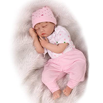 Amazon.com: Seedollia Reborn Baby Doll Group 2 - Muñeca ...