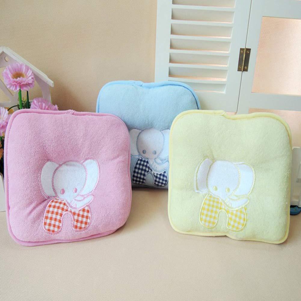 Amazon.com: Domccy - Almohada para bebé, diseño de elefante ...