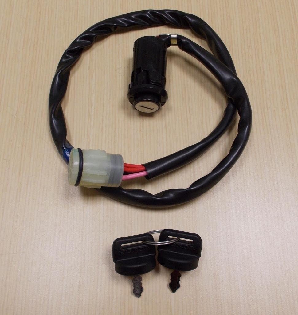 New 2007-2013 Honda TRX 500 TRX500 Foreman ATV OE Ignition Switch With Keys