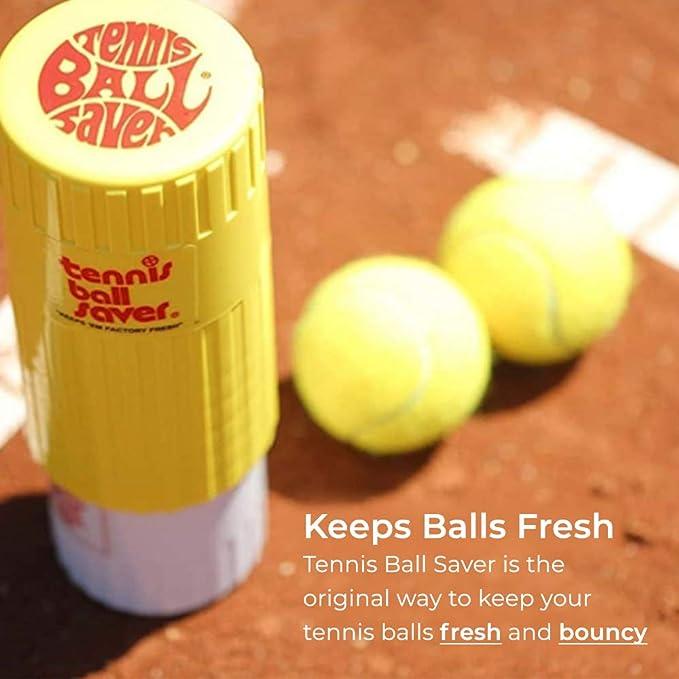 Tennis Ball Saver - Bote presurizador de pelotas de Tenis y Pádel.