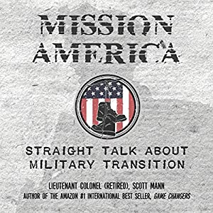 Mission America Audiobook
