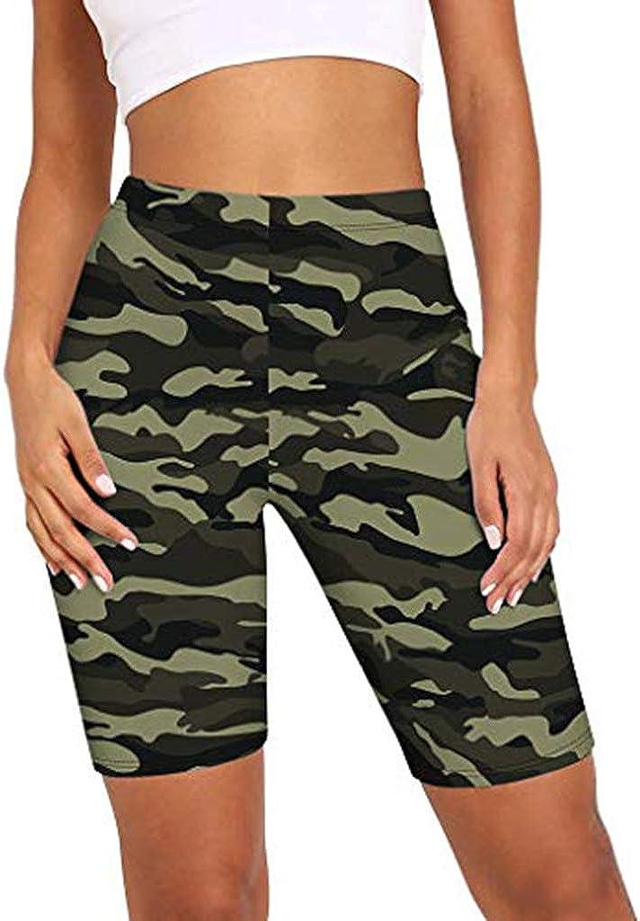 Pantalones cortos deportivos de yoga para mujer, cintura alta, control de la barriga, fajas para montar a caballo, yoga y deportes al aire libre.