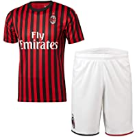 Personalized Customize Soccer Jersey Kits,2019-2020 New Season Football Soccer Jersey & Shorts & Socks, Custom Sports T-Shirt Name and Number for Kids Adult Youth Boys Multiple Clubs