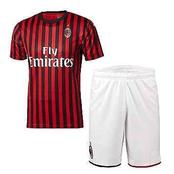 2019-2020 (Local y Visitante) Camisetas de Fútbol para Niños ...