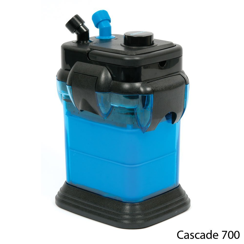 Penn Plax Cascade 1500 - 350GPH Canister Filter