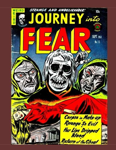 Download Journey Into Fear #15: Tantalizing Tales Of Terror - All Stories - No Ads pdf epub