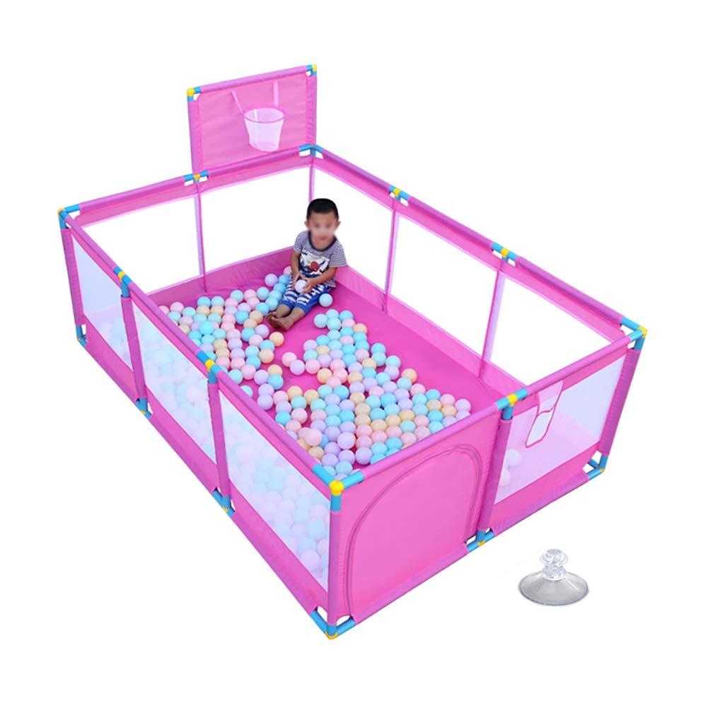 大量入荷 赤ちゃんの遊び場折りたたみ式の遊び場ポータブルアクティビティセンター幼児の遊び場屋内看護センター遊び場の遊び場 (サイズ さいず : With box basket box) With With さいず basket box B07H86DLLW, セントラルミュージック:1cb07f67 --- tadkarecipes.com