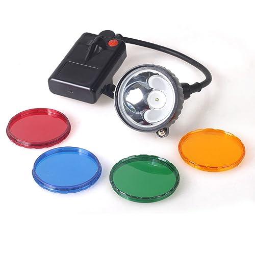 Kohree XPG 8W Cree LED Mining Lamp Hunting Headlight