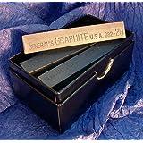 General Pencil Co. Kimberly Graphite Art Sticks- Box of Six Rectangular 2B