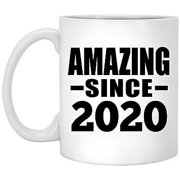 Mom Birthday Gift Ideas 2020 Amazon.com: Birthday Gift Idea Birthday Amazing Since 2020 11 Oz