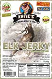 Elk Original Jerky - No Preservatives, Nitrites, or MSG, GLUTEN FREE!