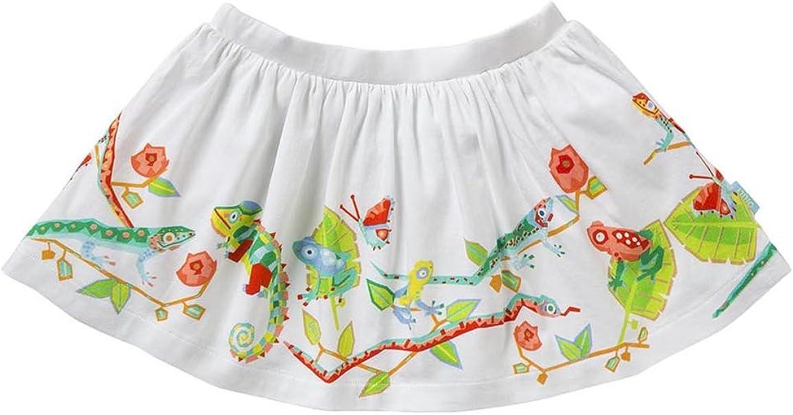 Oilily - Falda - Blusa - para niña blanco blanco: Amazon.es: Ropa ...
