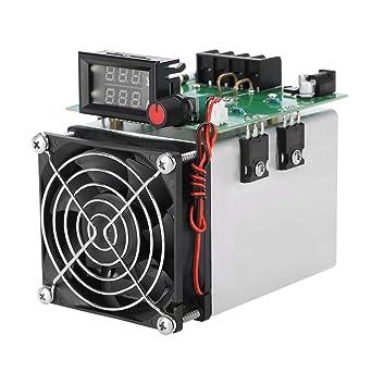 Carga Electrónica, 12V 250W 0-20 A Placa de Descarga Quemado en ...