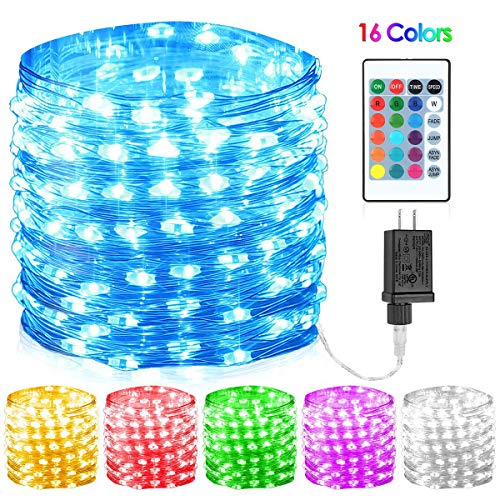 100 Led Fairy Lights in US - 5