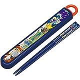 箸 箸箱 セット スライド式 16.5cm ポケモン サン&ムーン ポケットモンスター ABS2AM