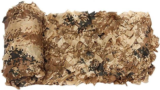 Bebliss Woodland Camouflage Camo Army Net Hide Netting Camping Refugio de caza militar