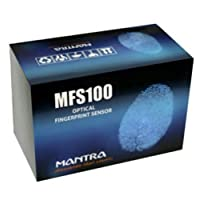 Mantra MFS100 Finger Print Scanner (Grey)