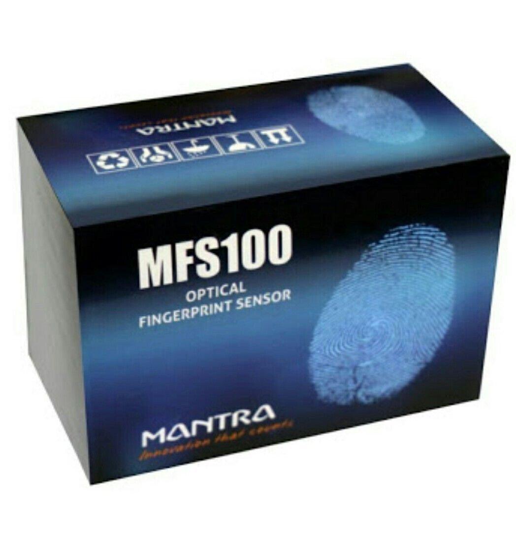 Mantra Mfs 100 Bio Metric Fingerprint USB Device
