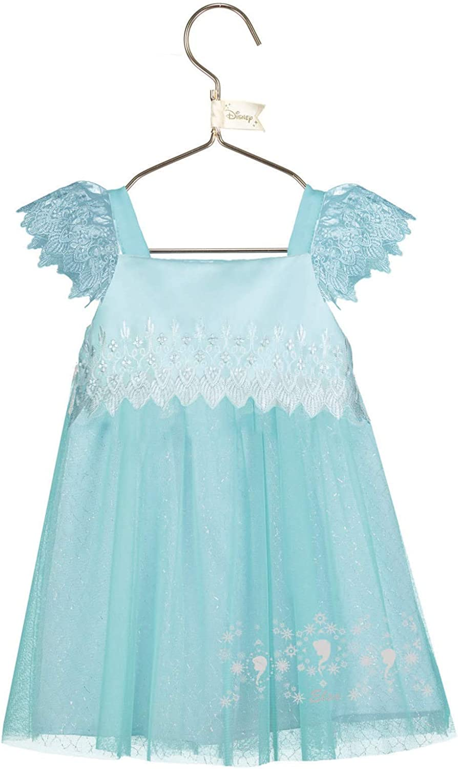Girls Baby Luxury Disney Boutique Elsa Frozen Party Occasion Dress 3mths-10years