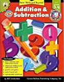 Addition and Subtraction 3-4, Bill Linderman, 0887241905