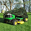 Deluxe Riding Lawn Mower Tractor Cover Fits Decks up to 54\