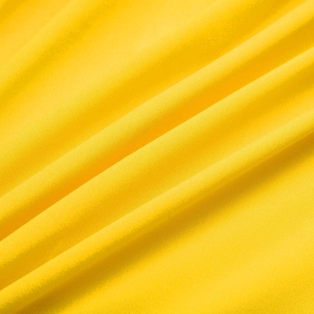 Anmain Girocollo Blusa Donna Tinta Unita Blouse Piega Camicetta Manica Lunga Elegante Bluse Flare Sleeve Camicia Camicette Balze Shirt Moda Manica Lunga Maglietta Cerniera Magliette Casuale Top