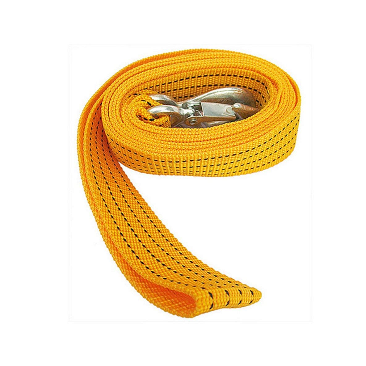 Noradtjcca Polyester Car Traction Rope Car Safety Emergency Trailer With Car Tow Rope