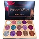 Amazon Price History for:Beauty Glzaed 15 Colors Glitter Make-up Powder Metallic Shimmer Eye Shadow Palette Highly Pigmented Mineral Cosmetic Makeup Eyeshadow