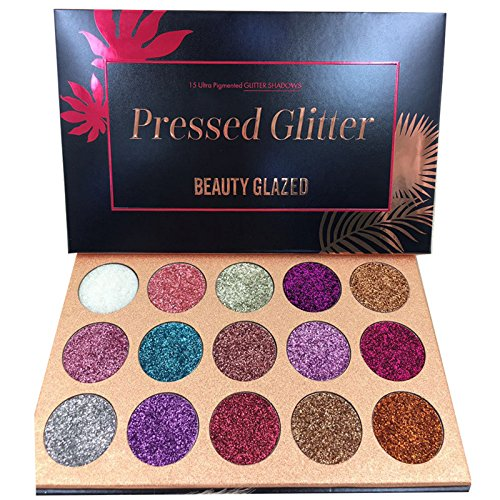 Beauty Glzaed Metallic Pigmented Eyeshadow product image